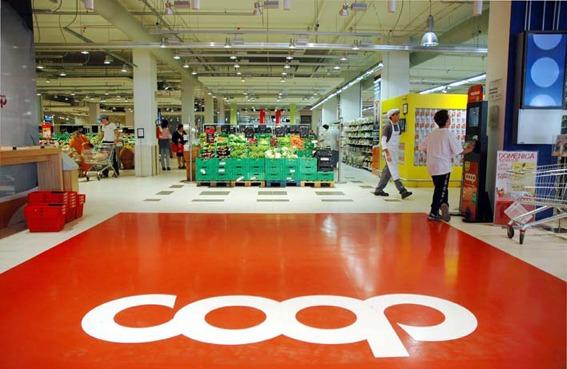 Crisi: Coop, crollano i consumi.