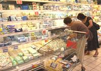 Vendite supermercati