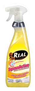 real sgrassatore igienizzante limone