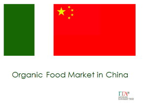 organic food market in china
