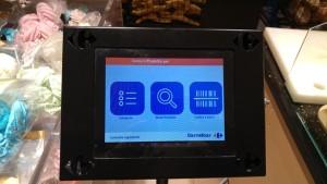 Per Carrefour addirittura un Tablet dedicato agli ingredienti. Eccellente.