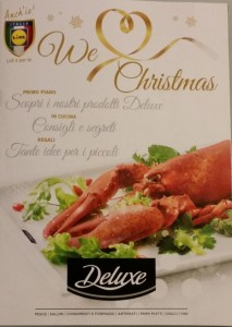 "speciale ""We love Christmas"" copertina"