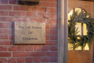Lidl school of Christmas 2015 (Custom)