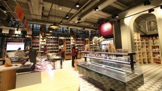 La Credenza Bistrot Torino : A torino debutta fiorfood ovvero il supermercato con ristorazione