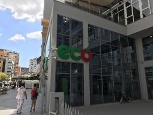 Una espressione del nuovo format Eco Market