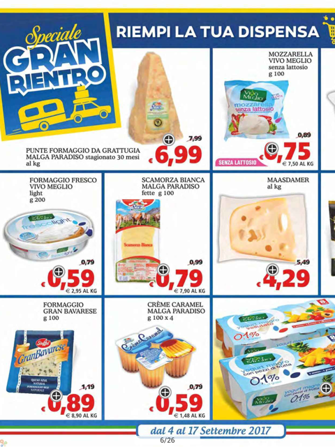 Volantino offerte md discount foggia adidas offerta |