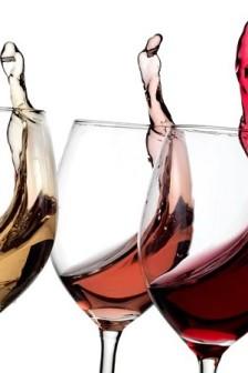 vino bianco rose