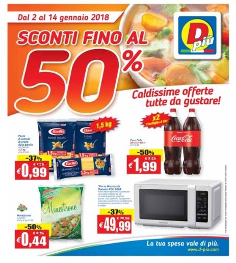 I volantini e la pasta incredibili i prezzi di lidl e ard for Volantino ard discount milazzo