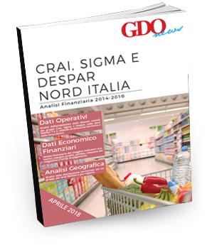 Crai, Sigma e Despar Nord Italia: finanza a confronto
